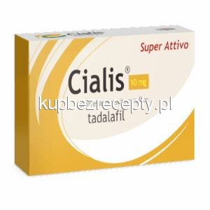 Kup Cialis Super Active bez recepty