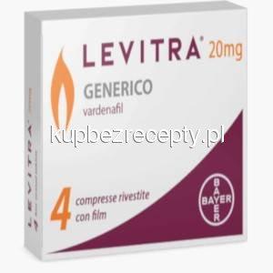 Kup Levitrę bez recepty